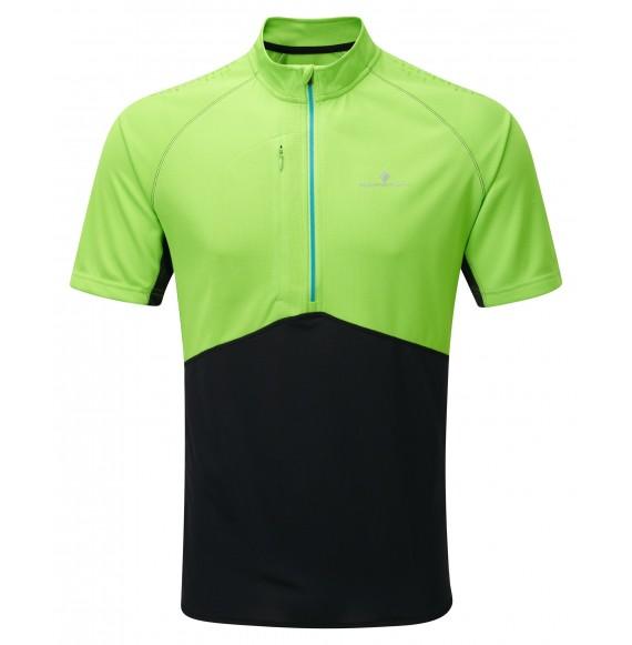 T-shirt Trail Zip MC