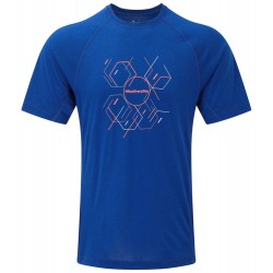 T-shirt Hexagon Stride