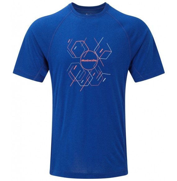 T-shirt Hexagon Stride - ETE 2017