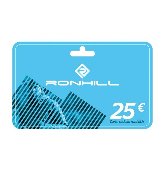 Carte cadeau Ronhill® 25€