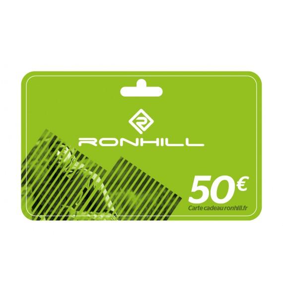 Carte cadeau Ronhill® 50€