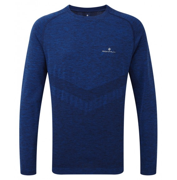 T-shirt Manches Longues Marathon Infinity - HIVER 2018