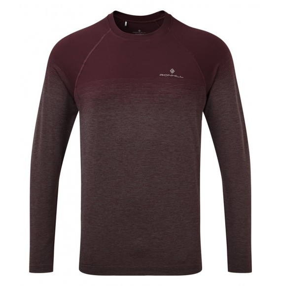 T-shirt Manches Longues Marathon Infinity - HIVER 2019